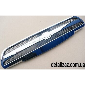 Решетка радиатора (под эмблему Шевроле) Сенс, Ланос Китай 96339429