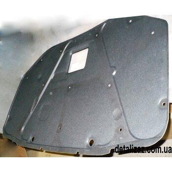 Шумоизоляция (обшивка) капота Лачетти Седан, Универсал GM 96464758, 96556912