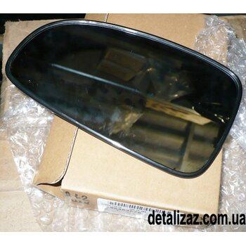 Стекло зеркала левое механическое Авео T200 GM 96493576