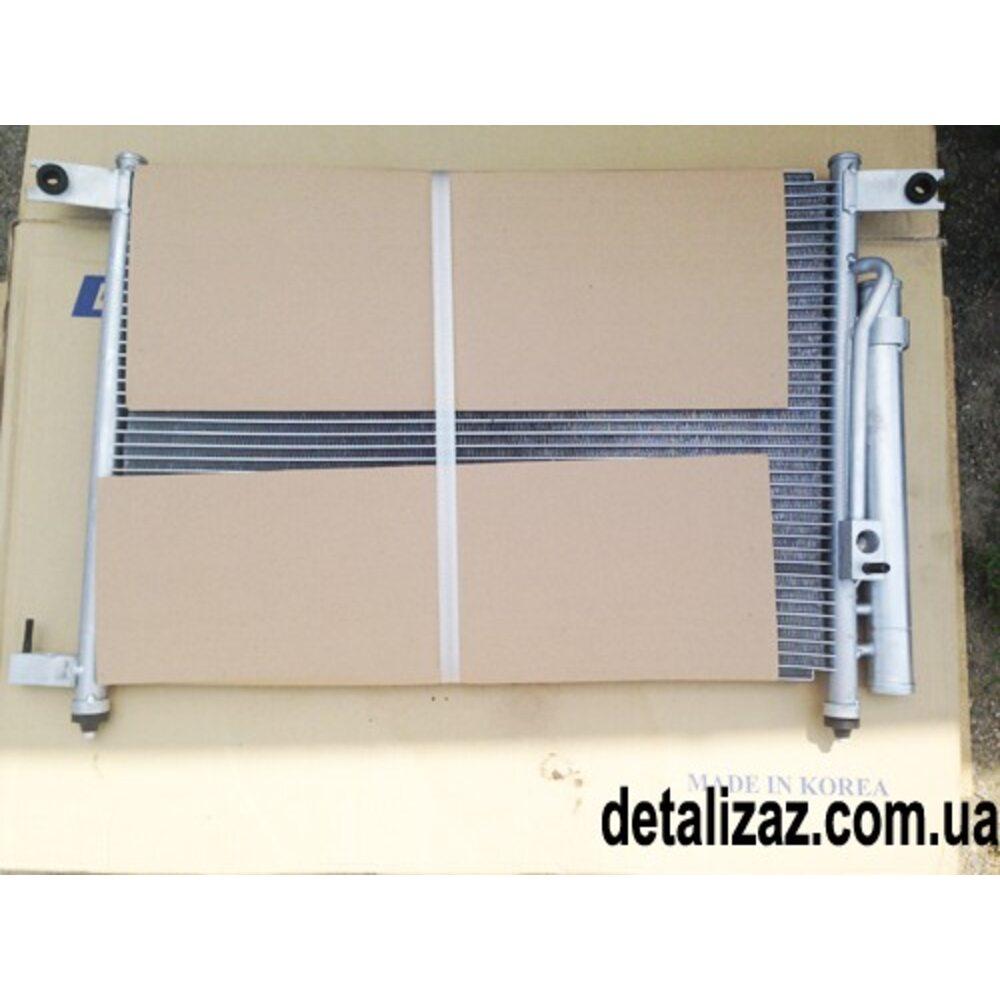Радиатор кондиционера с осушителем Aвeo T200, Т250 Корея 96539634