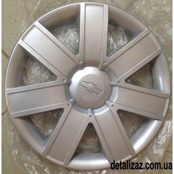 """Колпак колеса (7 спиц) Лачетти """"15"""" GM 96452304"""