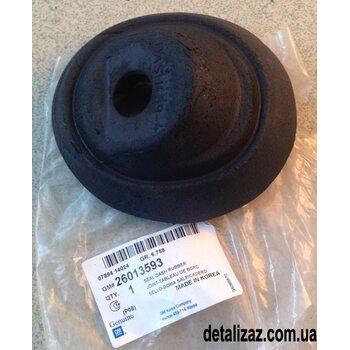 Подушка рулевой рейки (уплотнитель) Сенс, Ланос. GM 26013593