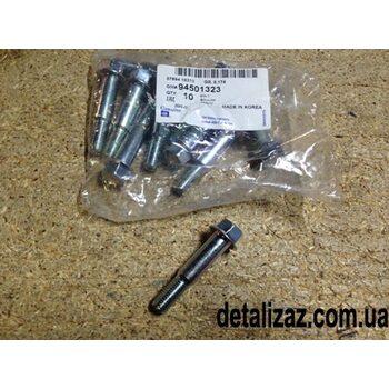 Болт крепления шаровой опоры к кулаку Лачетти GM 94501323