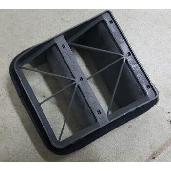 Решетка вентиляции багажника Авео Т-250 ЗАЗ 9680106-8