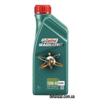 Масло моторное Castrol Magnatec полусинтетика 10W-40 1л