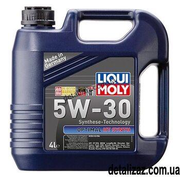 Масло моторное Liqui Moly Optimal HT синтетика 5W-30 4л