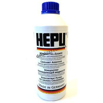 Антифриз синий концентрат (-80С) 1,5л Hepu P999