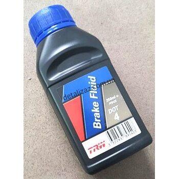 Жидкость тормозная DOT-4, 0,25л TRW PFB425