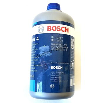 Жидкость тормозная DOT-4 1л Bosch 1987479107
