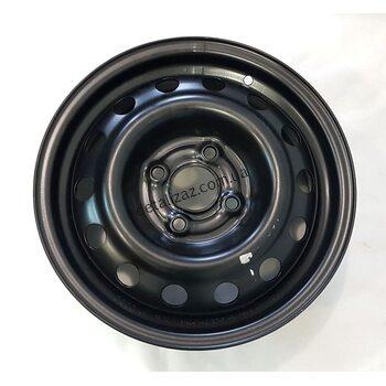 Диск колеса R13 черный Ланос ЗАЗ T1301-3101015