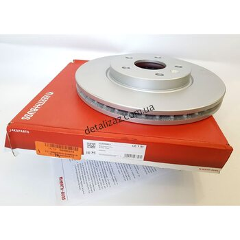 Диск тормозной передний 2 шт Круз J3300901