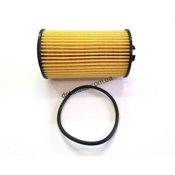 Фильтр масляный Ланос 1.4 АКПП, Авео Т300, Круз. Mahle OX401D