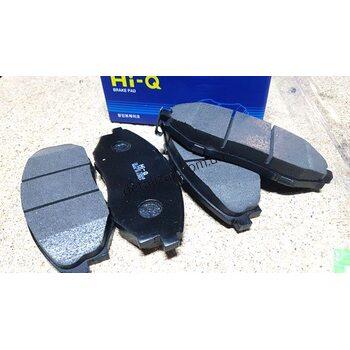 Колодки тормозные передние Эпика HI-Q SP1193