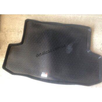 Коврик багажника пластиковый Авео Т-250 седан