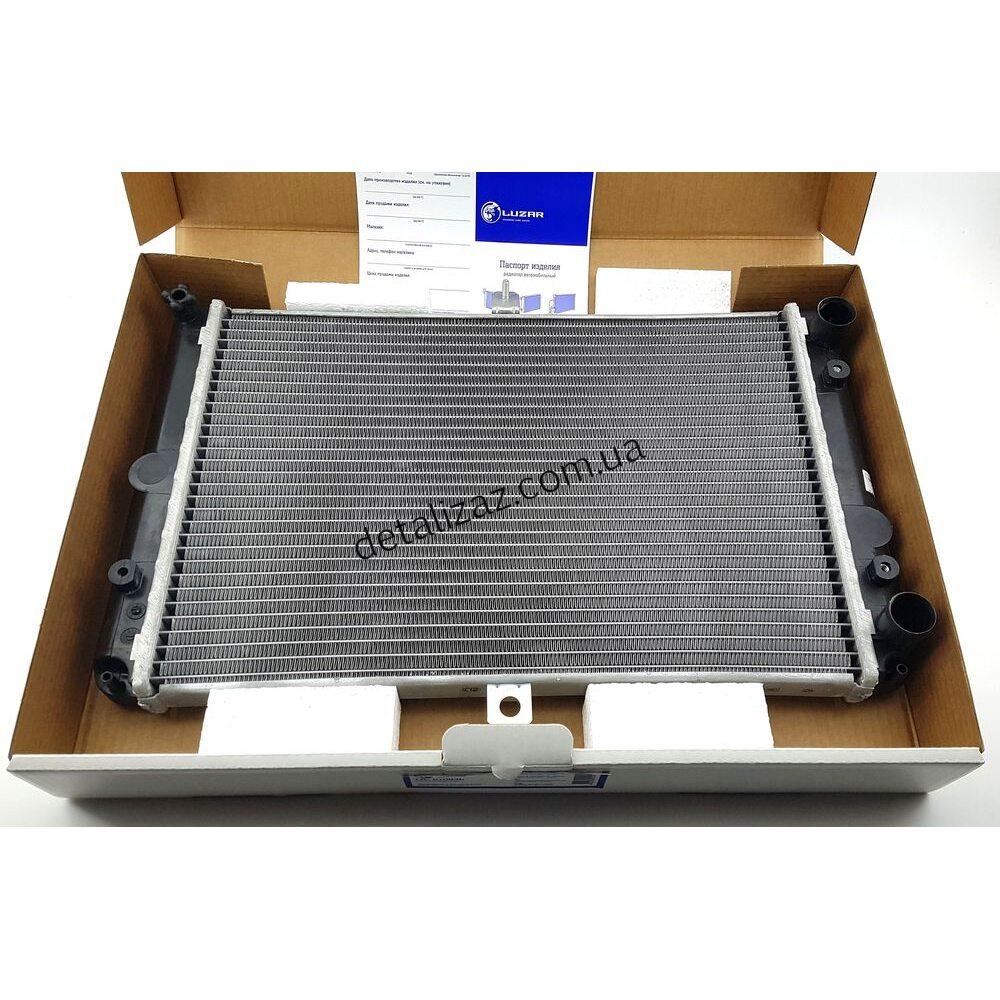 Радиатор охдаждения Сенс без кондиционера паяный LRC 01083b