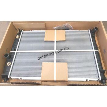 Радиатор охлаждения (600мм) Авео АКПП Nissens 61637