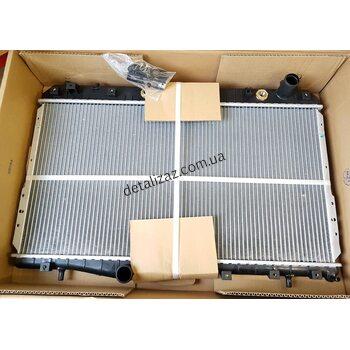 Радиатор основной АКПП с кондиционером Лачетти Nissens 61634