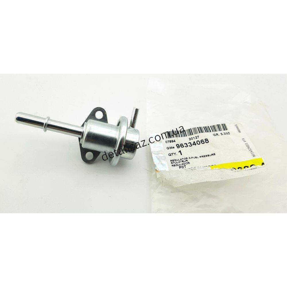 Регулятор давления топлива Ланос 1.5 GM 96334068