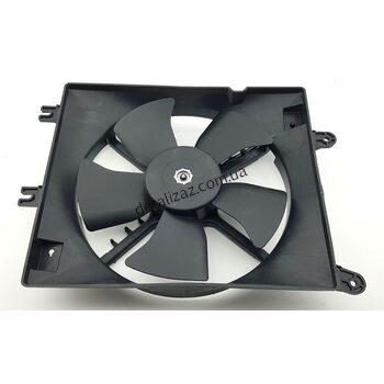 Вентилятор радиатора дополнительный Лачетти 1.6-1.8 Корея 96553241