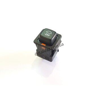 Кнопка задних противотуманок ЗАЗ 375-3710 03.02
