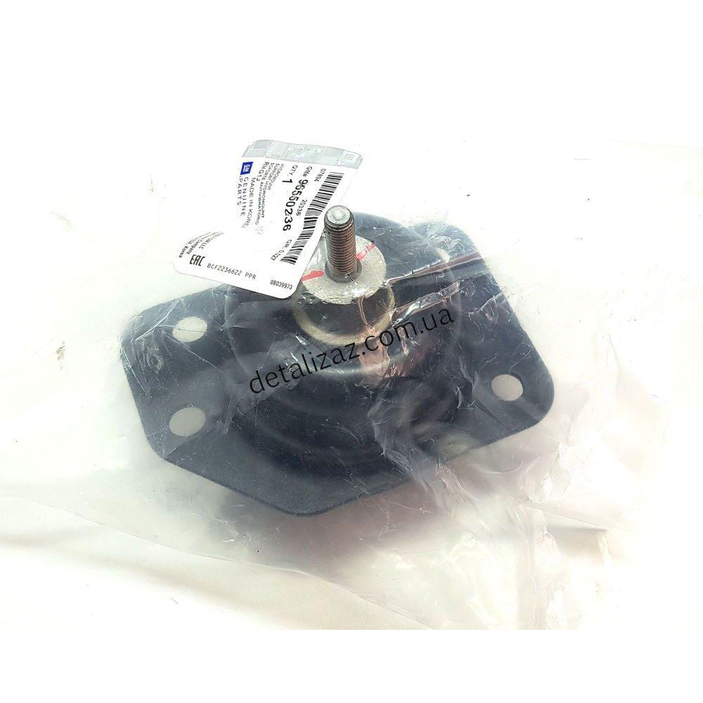 Подушка двигателя передняя правая (гидравл.) Лачетти 1.8 и 1.8LDA GM 96550236