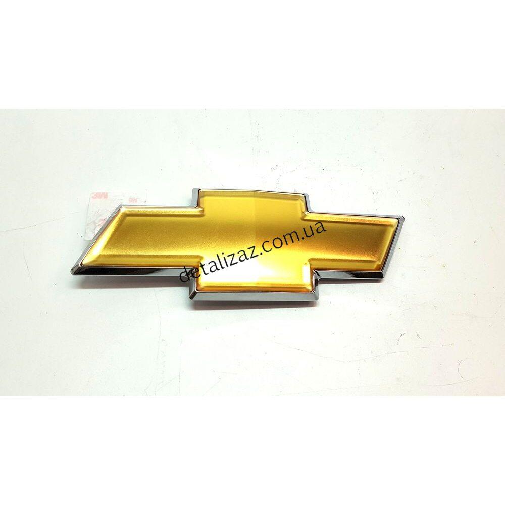 Эмблема крест Chevrolet на крышку багажника Лачетти х/б универсал OE 96547061