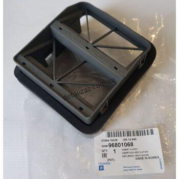 Решетка вентиляции багажника Авео T-250 (до 2008г) GM 96801068