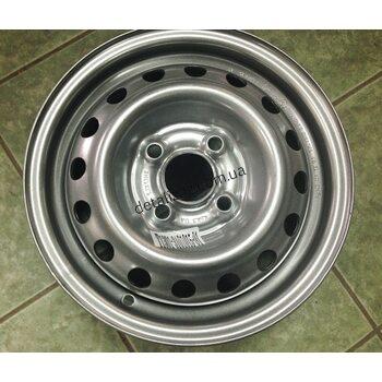 "Диск колеса ""R13"" (серебро)  Сенс, Ланос Т1301-3101015"