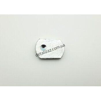 Кронштейн крепления зеркала салона на стекло (пластина) Сенс, Ланос 94580564