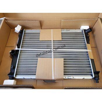Радиатор охлаждения (без кондиц.) Ланос. Nissens 61644