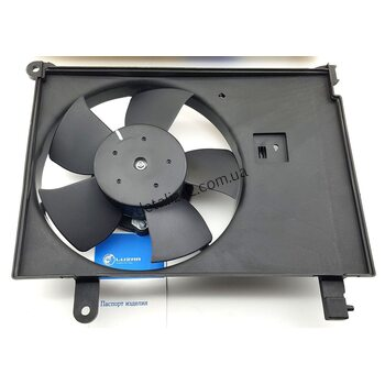 Вентилятор охлаждения дополнительный Ланос Luzar LFc 0563