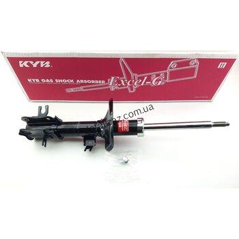 Амортизатор KYB передний левый газомасляный Авео 333418