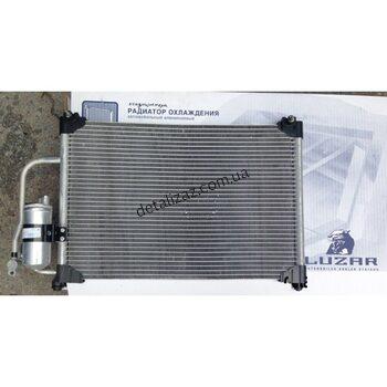 Радиатор кондиционера Сенс, Ланос. Luzar Украина CHLs0235