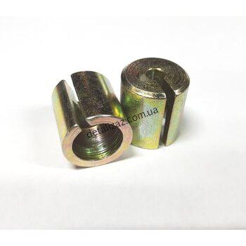 Втулка троса ручника металлическая (к-кт, 2 шт) 1102-3508020 Таврия. Украина