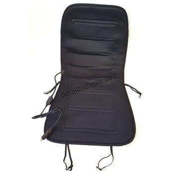 Накидка на сиденья с подогревом Lavita LA 140401BK