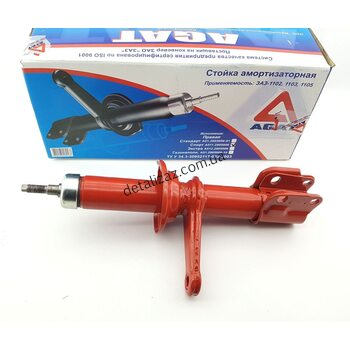 Амортизатор АГАТ передний правый спорт Таврия Славута А511.2905006