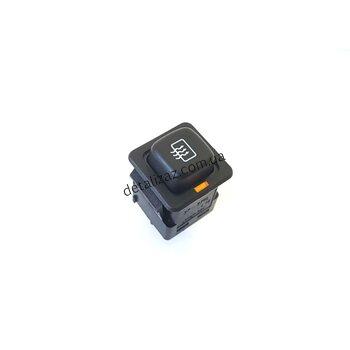 Выключатель-кнопка обогрева заднего стекла ЗАЗ 376-3710 04.04