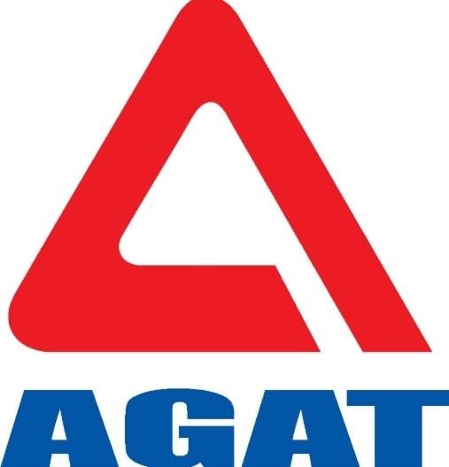 Логотип компании АГАТ