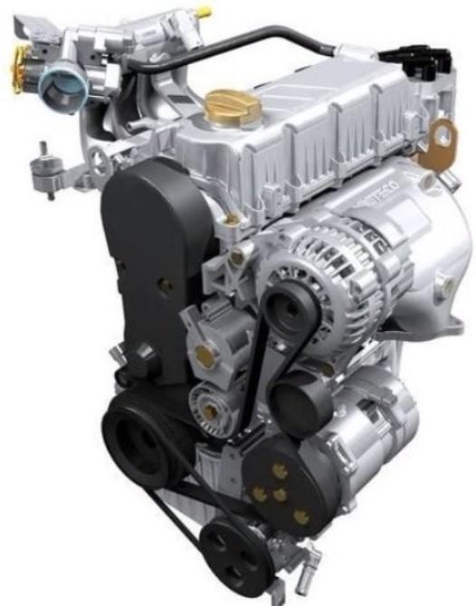Автозапчасти двигателя Ланос